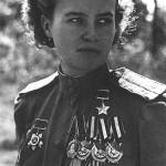 русская героиня
